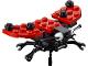Set No: 40324  Name: Monthly Mini Model Build Set - 2019 04 April, Ladybird polybag