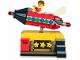 Set No: 40335  Name: Space Rocket Ride