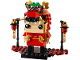 Set No: 40354  Name: Dragon Dance Guy