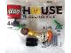 Set No: 40356  Name: LEGO House Exclusive Chef Minifigure 2019 polybag