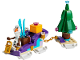 Set No: 40361  Name: Olaf's Traveling Sleigh