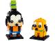 Set No: 40378  Name: Goofy & Pluto