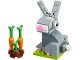 Set No: 40398  Name: Monthly Mini Model Build Set - 2020 04 April, Easter Bunny polybag