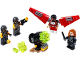 Set No: 40418  Name: Falcon & Black Widow blister pack