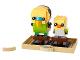 Set No: 40443  Name: Chick and Budgie