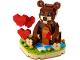 Set No: 40462  Name: Valentine's Brown Bear