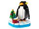 Set No: 40498  Name: Christmas Penguin