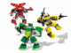 Set No: 4097  Name: Mini Robots