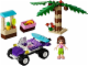 Set No: 41010  Name: Olivia's Beach Buggy