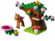 Set No: 41023  Name: Fawn's Forest
