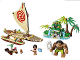 Set No: 41150  Name: Moana's Ocean Voyage