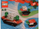 Set No: 4124  Name: Advent Calendar 2001, Creator (Day 20) - Steamship