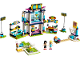 Set No: 41338  Name: Stephanie's Sports Arena