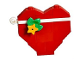 Set No: 41353  Name: Advent Calendar 2018, Friends (Day  1) - Heart Tree Ornament