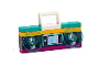 Set No: 41382  Name: Advent Calendar 2019, Friends (Day  2) - Boombox Tree Ornament