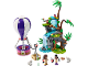 Set No: 41423  Name: Tiger Hot Air Balloon Jungle Rescue