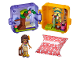 Set No: 41434  Name: Andrea's Jungle Play Cube