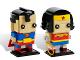 Set No: 41490  Name: Superman & Wonder Woman - San Diego Comic-Con 2016 Exclusive