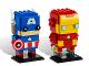Set No: 41492  Name: Iron Man & Captain America - San Diego Comic-Con 2016 Exclusive