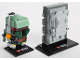 Set No: 41498  Name: Boba Fett and Han Solo in Carbonite - New York Comic-Con 2017 Exclusive