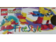 Set No: 4150  Name: Freestyle Building Set