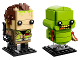 Set No: 41622  Name: Peter Venkman & Slimer