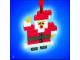Set No: 4169306C  Name: Santa Claus Ornament