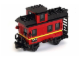 Set No: 4186874  Name: Caboose (White Box)