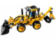 Set No: 42004  Name: Mini Backhoe