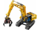 Set No: 42006  Name: Excavator