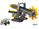 Set No: 42055  Name: Bucket Wheel Excavator