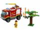 Set No: 4208  Name: 4 × 4 Fire Truck