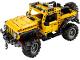 Set No: 42122  Name: Jeep Wrangler