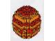 Set No: 4212850  Name: LEGO Stores Easter Opening Egg for 2004 - Orange