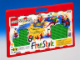 Set No: 4254  Name: Freestyle Playdesk (Cars and Planes Lap Table)