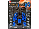 Set No: 4285969  Name: Transformation Kit, Dirt Crusher (Blue)