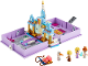 Set No: 43175  Name: Anna and Elsa's Storybook Adventures