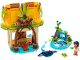 Set No: 43183  Name: Moana's Island Home