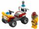 Set No: 4427  Name: Fire ATV