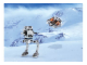 Set No: 4486  Name: AT-ST & Snowspeeder - Mini