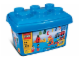 Set No: 4496  Name: Creator Tub with 2 Minifigures
