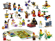 Set No: 45023  Name: Fantasy Minifigure Set