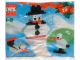 Set No: 4524  Name: Advent Calendar 2002, Creator (Day 13) - Snowman