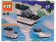 Set No: 4524  Name: Advent Calendar 2002, Creator (Day 16) - Police Boat