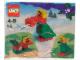 Set No: 4524  Name: Advent Calendar 2002, Creator (Day 19) Parrot