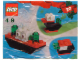 Set No: 4524  Name: Advent Calendar 2002, Creator (Day 20) - Steamship