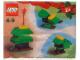 Set No: 4524  Name: Advent Calendar 2002, Creator (Day 23) Christmas Tree
