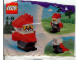 Set No: 4524  Name: Advent Calendar 2002, Creator (Day  4) - Santa