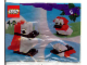 Set No: 4524  Name: Advent Calendar 2002, Creator (Day  6) - Penguin