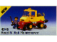 Set No: 4546  Name: Road and Rail Maintenance